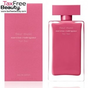 "Narciso Rodriguez For Her Fleur Musc E.D.P 150ml נרסיסו רודריגז פלור מאסק אדפ לאישה 150 מ""ל"