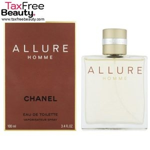 "בושם לגבר Chanel Allure E.D.T 100 ML שאנל אלור אדט לגבר 100 מ""ל"
