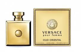 Versace Oud 100ml Eau de Parfum ורסצ'ה אוד א.ד.פ