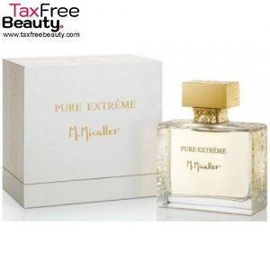 """M. Micallef Pure Extreme Eau de Parfum Spray 100ml בושם לאשה מיקלאף פיור אקסטרים, 100 מ""""ל"""