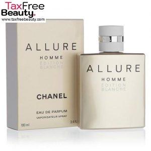 CHANEL Allure Homme Edition Blanche EDP 100ml אלור ספורט בלנשה