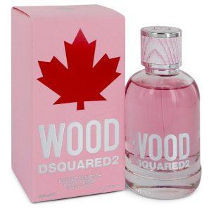 "Dsquared2 WOOD donna Eau De Toilette 100ml spray. Brand: Dsquared2 בושם לאישה 100 מ""ל"