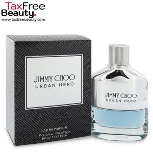 Jimmy Choo Urban Hero Eau de Parfum Spray 100ml ג'ימי צ'ו אורבן הירו