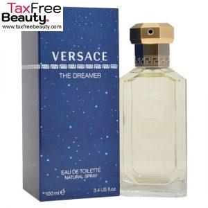 בושם לגבר Versace Dreamer 100ml EDT א.ד.ט