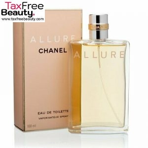Chanel Allure Eau de Toilette 100 ml for Women