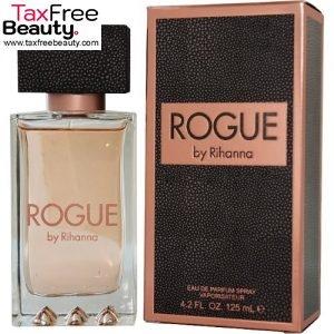 "Rihanna Rogue Eau De Parfum Spray for Women 125 ML בושם ריהאנה רוג אדפ לאישה 125 מ""ל"