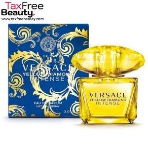 "Versace Yellow Diamond Intense Edp 90 Ml ורסצ'ה יהלום צהוב אינטנס א.ד.פ 90 מ""ל בושם לאישה"