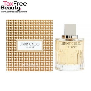 Jimmy Choo Illicit Eau De Parfum Spray 100ml ג'ימי צ'ו איליסט א אדפ בושם לאשה