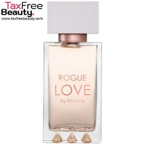 "Rihanna Rogue Love Eau De Parfum Spray for Women 125 ML בושם ריאהנה רוג לאב אדפ לאישה 125 מ""ל"