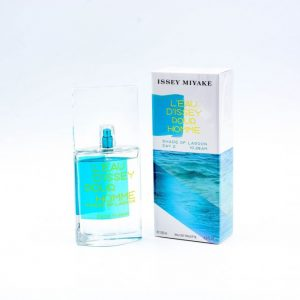 """Issey Miyake L'eau D'issey Pour Homme Shade of Lagoon for Men EDT 100ml איסי מיאקי 100 מ""""ל בושם לגבר"""