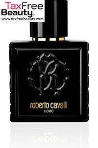 "Roberto Cavalli Uomo Eau De Toilette Spray 100ml רוברטו קוואלי אומו אדט לגבר 100 מ""ל"