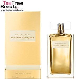 "Narciso Rodriguez for Her Santal Musc Eau De Parfum Intense 100 ML נרסיסו רודריגז סנטל מאסק אינטנס אדפ לאישה 100 מ""ל"
