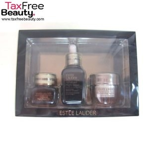 Estee Lauder Travel Exclusive Advance Night Repair + Revitalizing Supreme Set Serum + 15ml Eye Cream + 15ml Anti Aging Crem מארז לטיפוח העור אסתי לאודר