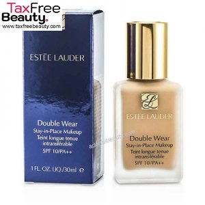 Estee Lauder – Double Wear Stay-in-place Makeup SPF10 – 1W2 – Sand