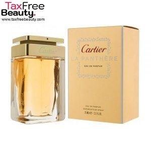 Cartier La Panthere Eau De Parfum 75ml קרטייה לה פנטר א.ד.פ