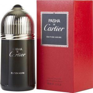 """Cartier Pasha De Cartier Edition Noire EDT 100 ML קרטייה פאשה אדישן נואר אדט לגבר 100 מ""""ל"""