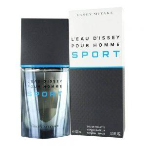 Issey Miyake L`Eau D`Issey Pour Homme Sport Eau De Toilette Spray 100ml