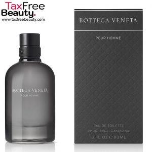 Bottega Veneta Pour Homme Eau De Toilette Spray 90ml בוטגה פור הום א.ד.ט