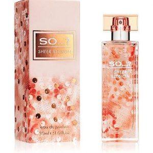 So Sheer Illusion eau de parfum 30ml