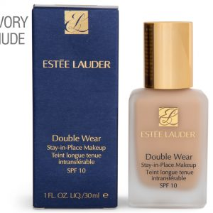 Estee Lauder – Double Wear Stay-in-place Makeup SPF10 – 1N1 – Ivory Beige
