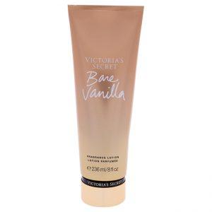 "Victoria's Secret Bare Vanilla Body Lotion 236 ML קרם גוף מבושם לאישה ויקטוריה סיקרט בר ונילה 236 מ""ל"