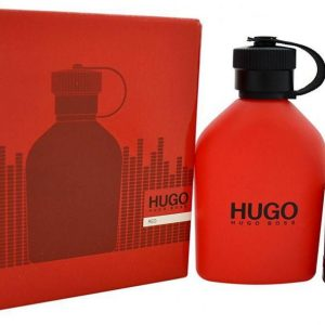 Buy Hugo Boss Red Red 125ml Edt + Portable Speaker הוגו בוס רד+ רמקול נייד