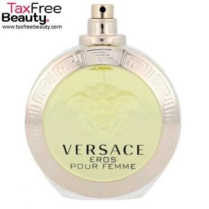 TESTER Versace EROS POUR FEMME EDT 100 Ml, ורסצ'ה ארוס טסטר