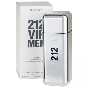 212 VIP Men by Carolina Herrera 100ml EDT Tester