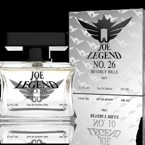 """Joe Legend No. 26 Eau De Parfum 100 ML Spray for MEN ג'ו לגנד מס 26 אדפ לגבר 100 מ""""ל"""