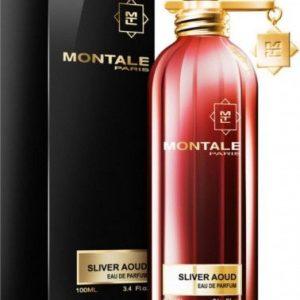 Montale sliver Aoud Eau De Parfum Spray 100Ml