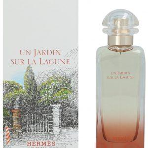 "Hermes Un Jardin Sur La Lagune Edt 100 Ml בושם לאישה הרמס אן גרדין לגון אדט 100 מ""ל"