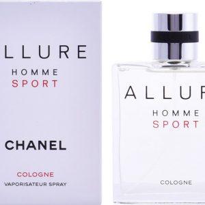 Chanel Allure Homme Sport Cologne 50 Ml שאנל ספורט בושם לגבר
