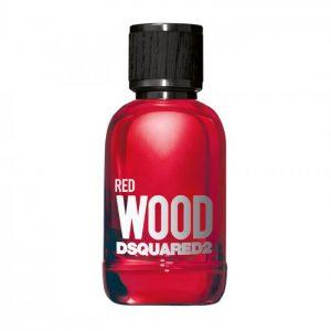 Tester Dsquared2 Red Wood Eau De Toilette 100 ml Spray טסטר בושם לאישה
