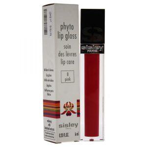 Sisley Phyto Lip Gloss 8 Pink for Women 0.2 oz פיטו ליפ גלוס