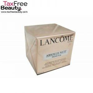 "Lancome Absolue Nuit Premium Bx Advanced Night Recovery Cream 50 ML לנקום טיפוח עור 50 מ""ל"