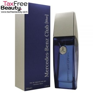 Mercedes-Benz Club Blue Eau De Toilette 100ml Spray