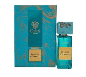 "Gritti Turchesi Collection Pomelo Sorrento Eau De Parfum Spray 100 Ml גריטי ט פומלו סורנטו אדפ, 100 מ""ל"