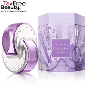 Bvlgari Omnia Amethyste Limited Edition Omnialandia Eau De Toilette Spray 65ml Created for Macy's  OMNIA AMETHYSTE א.ד.ט לאשה במהדורה מיוחדת