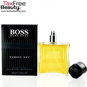Hugo Boss No.1 EDT Spray 120 ml בוס נאמבר וואן א.ד.ט