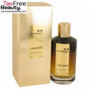 Mancera the Aoud Eau De Parfum 120ml מנסרה דה אוד א.ד.פ