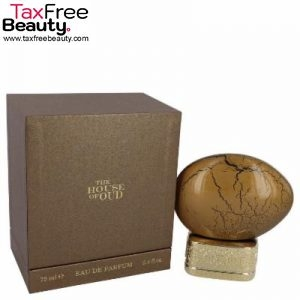 Golden Powder by the House of Oud Eau De Parfum Spray (Unisex) 75 ML
