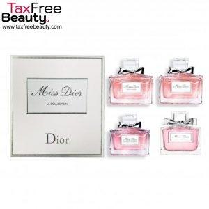 Miss Dior 4 Pcs Mini Set