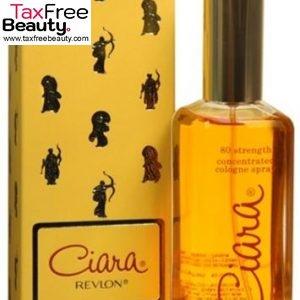 CIARA 80% Eau De Cologne Spray for Women 68ML