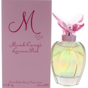 "Mariah Carey ""M"" Luscious Pink 100ML EDP Spray For Women"