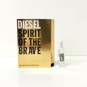 DIESEL Spirit Of The Brave edt 1.2ml  Vial בקבוקון 1.2 מ״ל