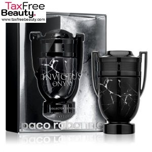 "בושם לגבר 100 מ""ל Paco Rabanne Invictus Onyx Collector Edition או דה טואלט"
