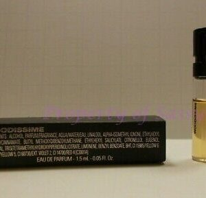 Mugler Les Exceptions Woodissime EDP 1.5ml  Vial בקבוקון 1.5 מ״ל