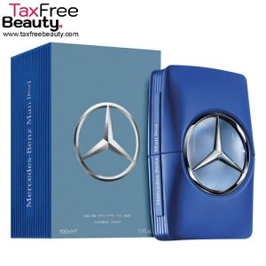 Mercedes-Benz Mercedes-Benz Man Blue 100 Ml Eau De Toilette