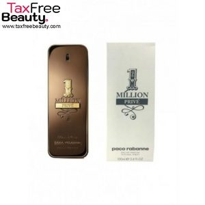 "Paco Rabanne One Million Prive TESTER Eau De Parfum 100ml  פאקו רבאן טסטר וואן מיליון פרייב אדפ לגבר 100 מ""ל"