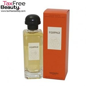 Hermes Equipage Eau De Toilette 100 Ml for Men